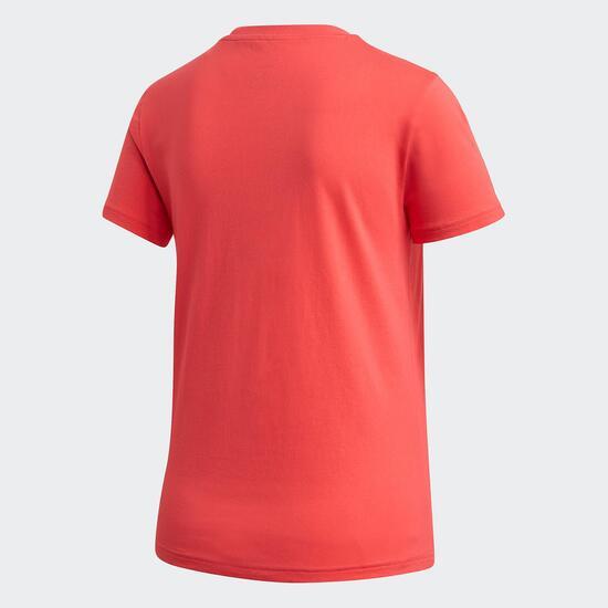 Linear Rosa Sra Camiseta M/c Alg.