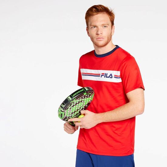 Fila Cro Camiseta M/c Tenis Pol.