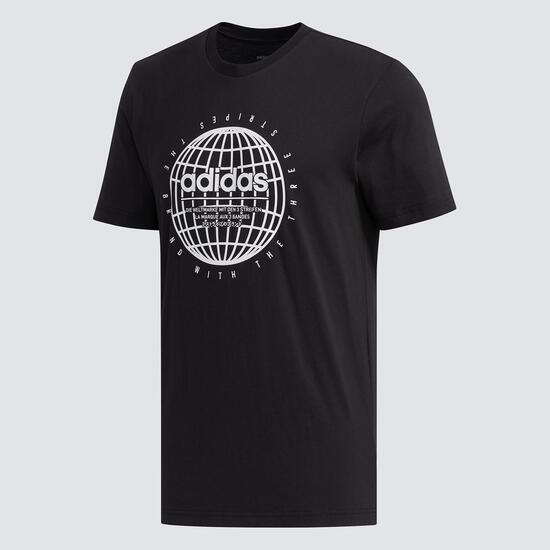 Clima Cro Camiseta M/c Alg.