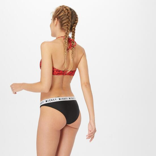 Braga Bikini Brasileña Mickey