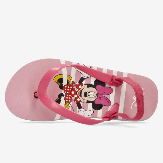 Chanclas Minnie