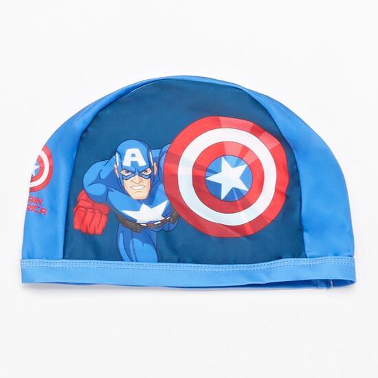 Gorro Natación Capitán América