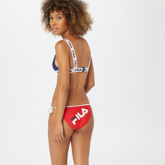 Top Bikini Triángulo Fila