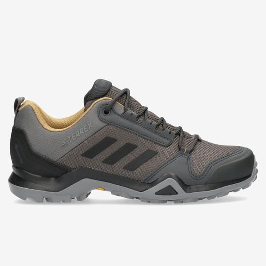 Almeja Adecuado anfitrión  adidas Terrex Ax3 - Gris - Zapatillas Montaña Hombre | Sprinter