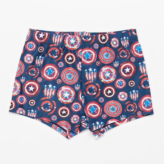 Bañador Capitán América