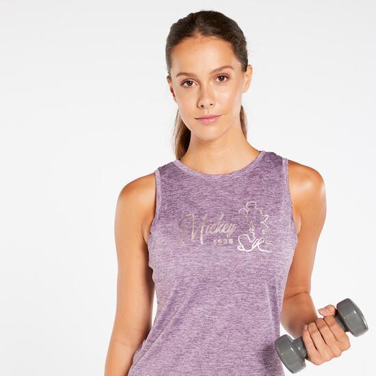 Camiseta Gym Mickey