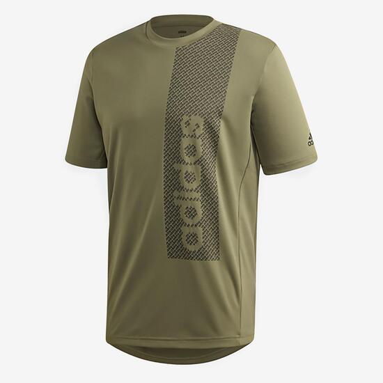 adidas Cro Camiseta M/c Running
