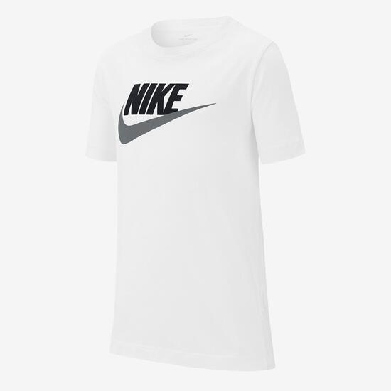 Futura Jr Camiseta M/c Alg.