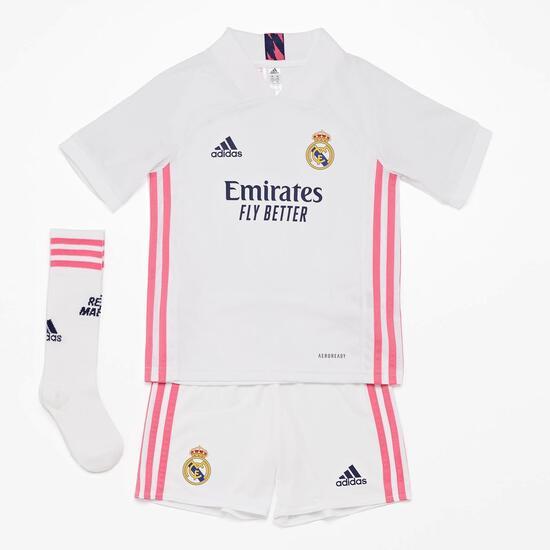 Equipamento Real Madrid adidas