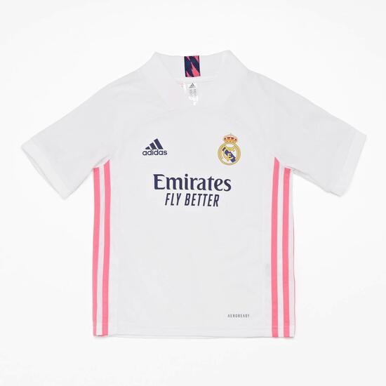 Equipamento Real Madrid Kid adidas