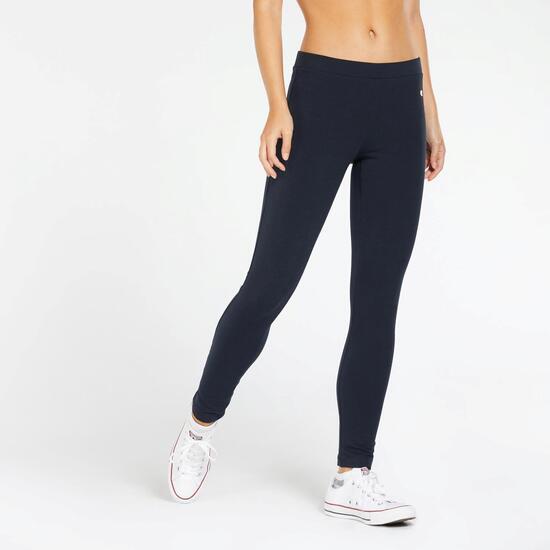 Basic Sra Legging Largo Felpa S/p