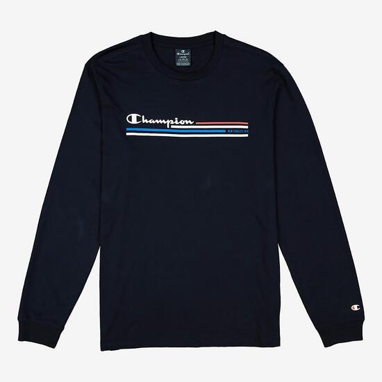 Graphic Cro Camiseta M/l Alg.