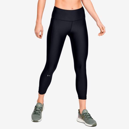 Realmente Los Alpes ornamento  Under Armour HeatGear - Negro - Mallas Fitness Mujer | Sprinter