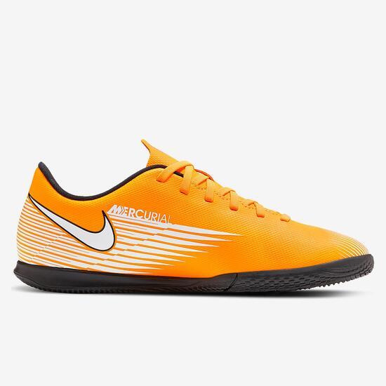 Engreído pestaña Algebraico  Nike Mercurial Vapor 13 Sala - Amarillo - Botas Fútbol Niño   Sprinter