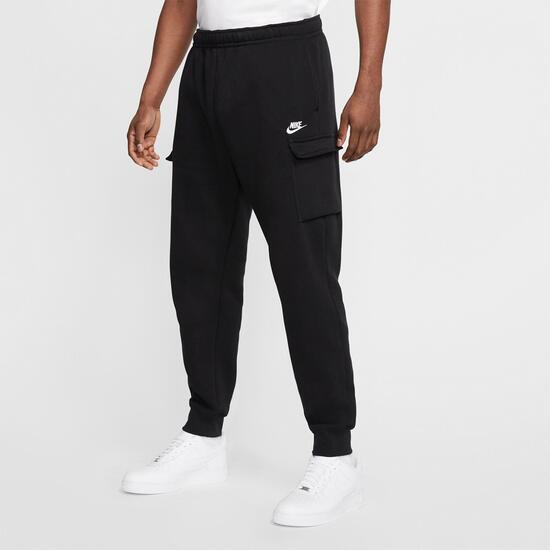 Nike Cargo Negro Pantalon Chandal Hombre Sprinter