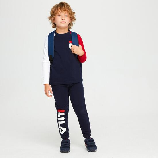Nikolas Kid Camiseta M/l Alg. Excl.