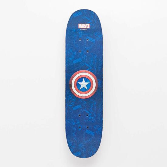 Skate Capitán América