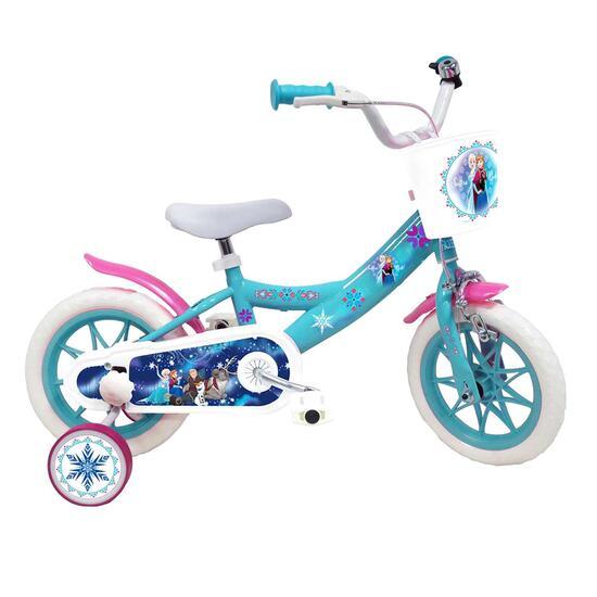 Bicicleta Princesas Frozen 12