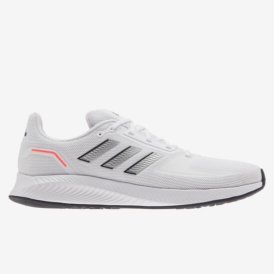 Fontanero comerciante Condicional  adidas Runfalcon 2.0 - Blancas - Zapatillas Running Hombre | Sprinter