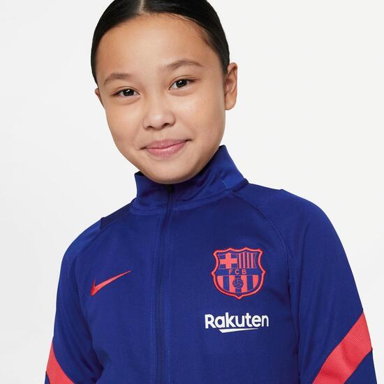 Fato De Treino Nike Barcelona