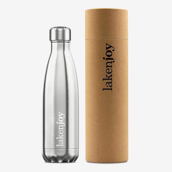 Botella Termo Acero Laken 0,50l.
