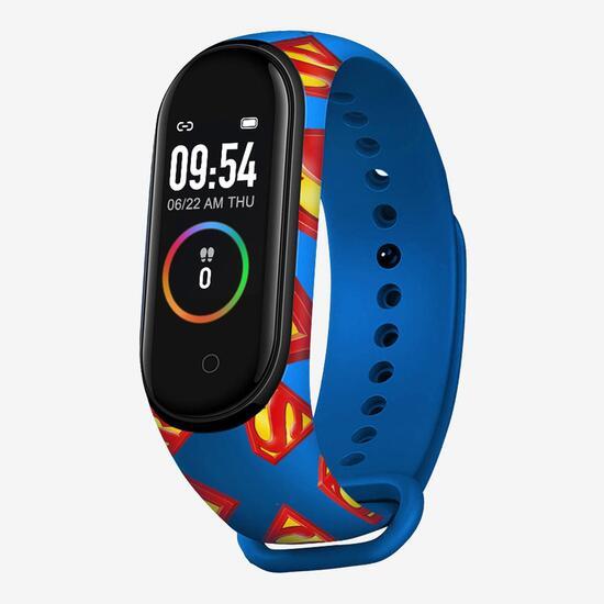 Pulsera Actividad Superman
