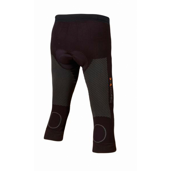 Pantalón Pirata Biking Comfort De Mujer X-bionic