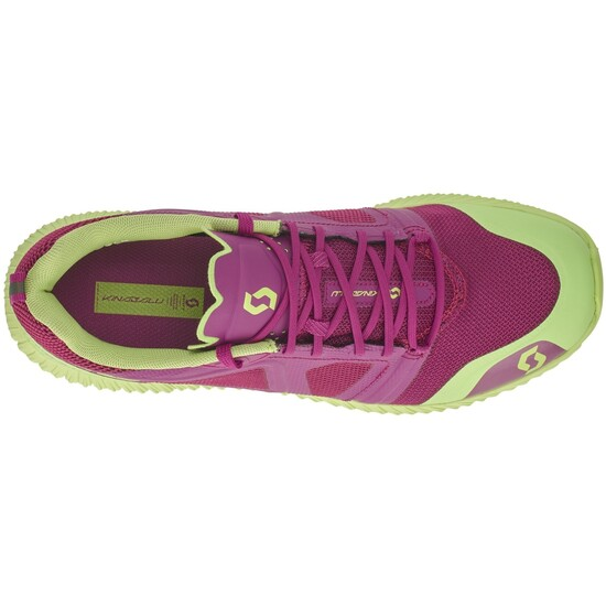 Zapatillas Trail Running Ws Kinabalu Scott Morado