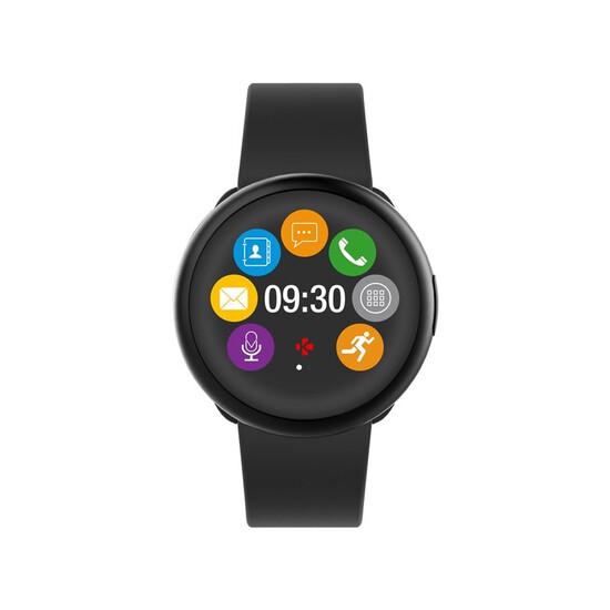 Mykronoz Reloj Zeround 2 De Actividad Y Sueño Con Notificaciones Y Pantalla Táctil Negro