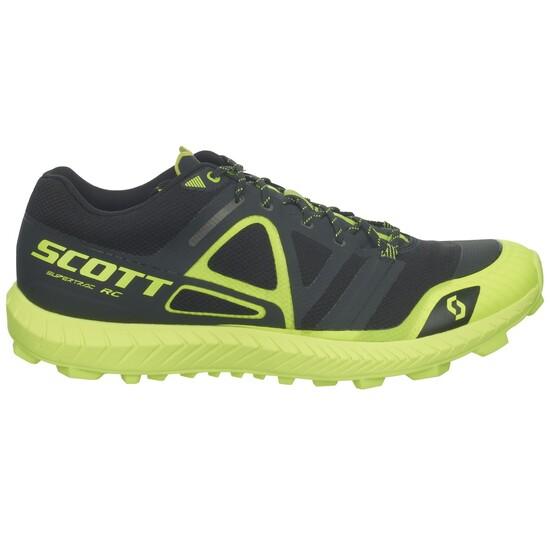 Zapatillas Trail Running Supertrac Rc Scott Amarillo
