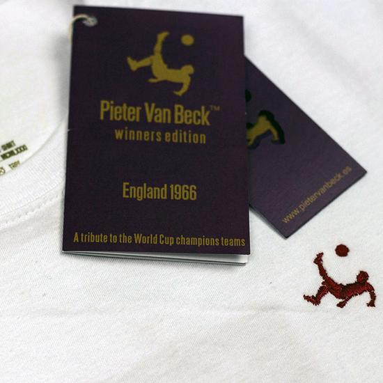 Camiseta Pieter Van Beck Winners England