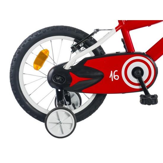 """Moma Bikes Bicicleta De 16"""" Con Ruedines Incluidos , Ideal Para Niño A Partir De 4 A 6 Años"""