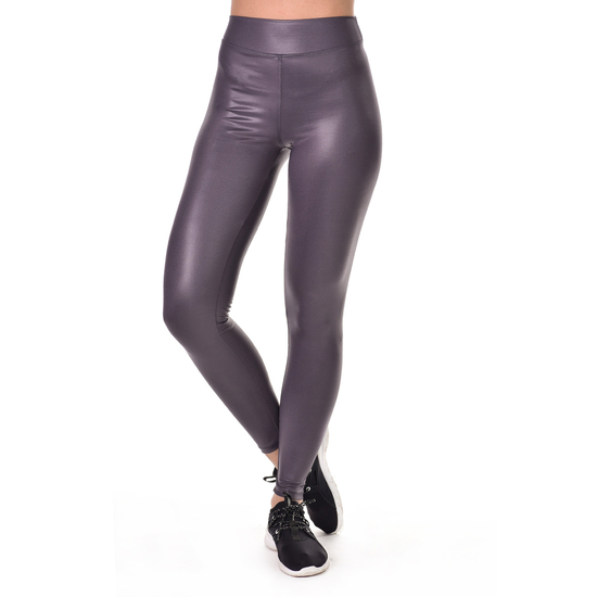 Leggings Engomado Gris Audaz Fitness