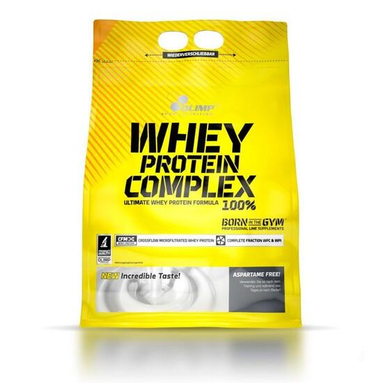 Proteína Complejo De Suero - 2270g - Caramelo Salado