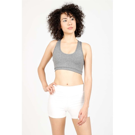 Microshorts Basico Blanco Audaz Fitness