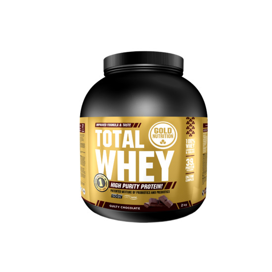 Total Whey Chocolate 2kg