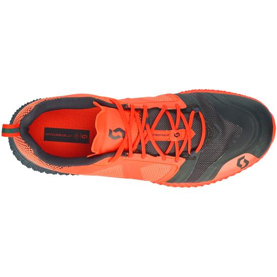 Zapatillas Trail Running Kinabalu Scott Naranja