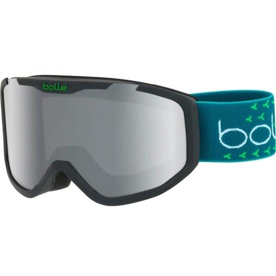 Gafas Ventisca Niños Bolle Rocket Plus Negro/verde