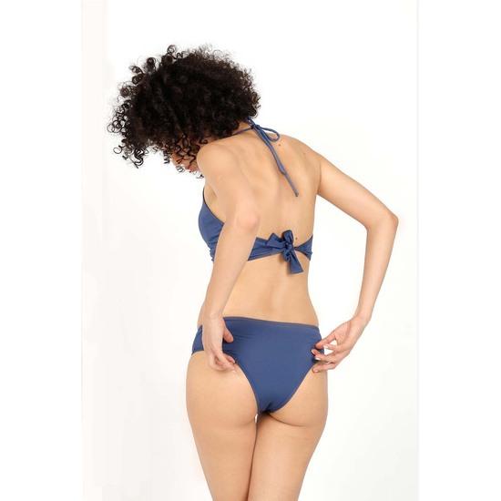 Braguita De Bikini Brasileña Azul Audaz Fitness