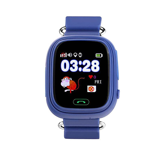 Leotec Smartwatch Kids Way Gps Marino