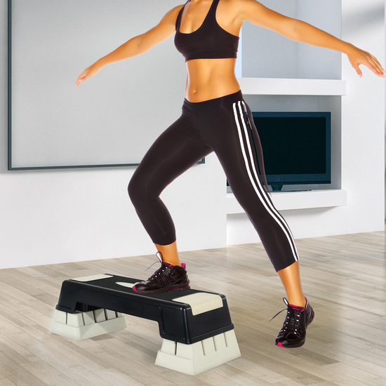 Tabla De Step Para Fitness Aeróbic Deporte