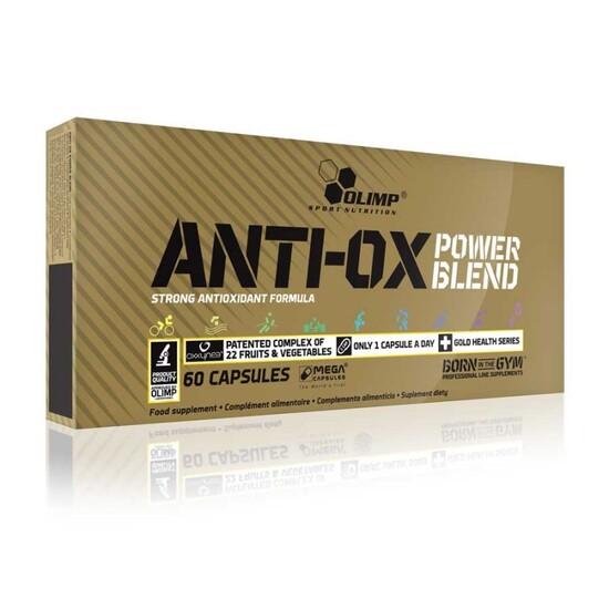 Anti-ox - 60caps - Sin Sabor