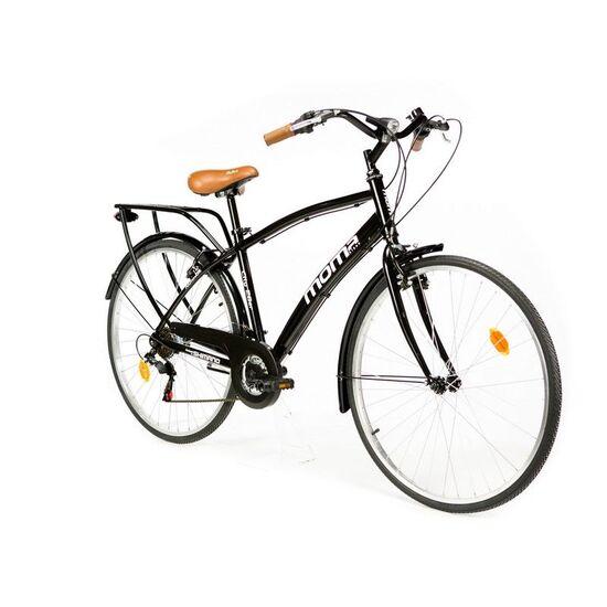 """Moma Bikes Bicicleta Urbana / Paseo Shimano City28"""", Alu, 18v. Sillin Confort"""