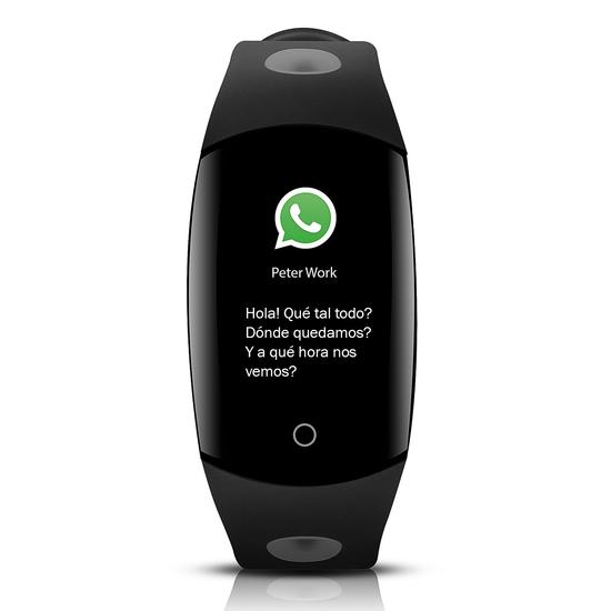 Smartband Smartek Hrb-600 Negra