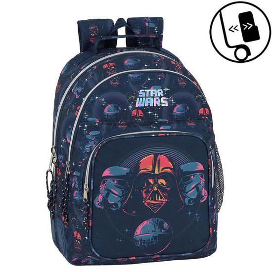 Mochila Star Wars Death Star Doble Reforzada