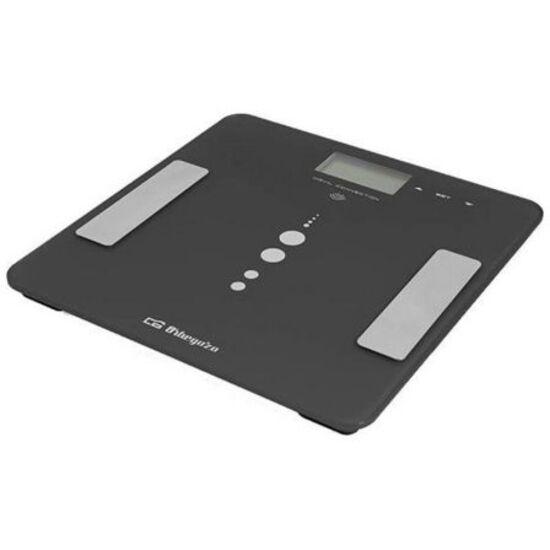 Báscula Orbegozo Pb 3010 - Bluetooth - Hasta 180kg - Precisión 100g - Calcula Po