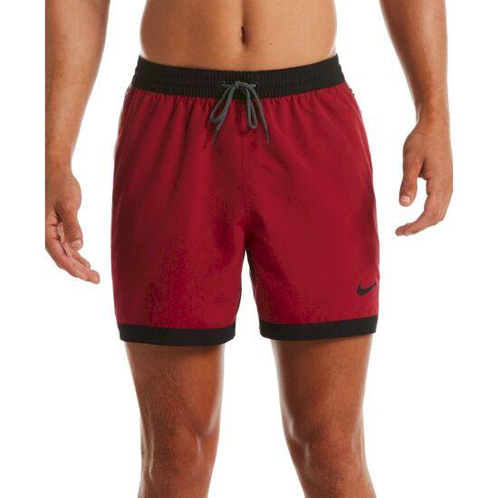 temporal Auroch Teoría de la relatividad  Bañador Hombre Nike Lifestyle Funfetti Racer 5? Trunk - rojo - Bañador  Hombre   Sprinter MKP