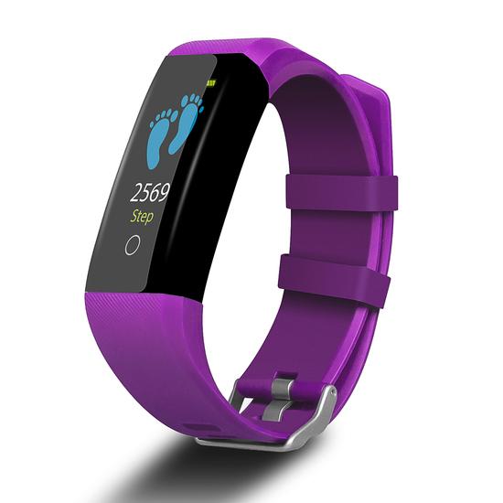 Smartband Smartek Hrb-500 Morado