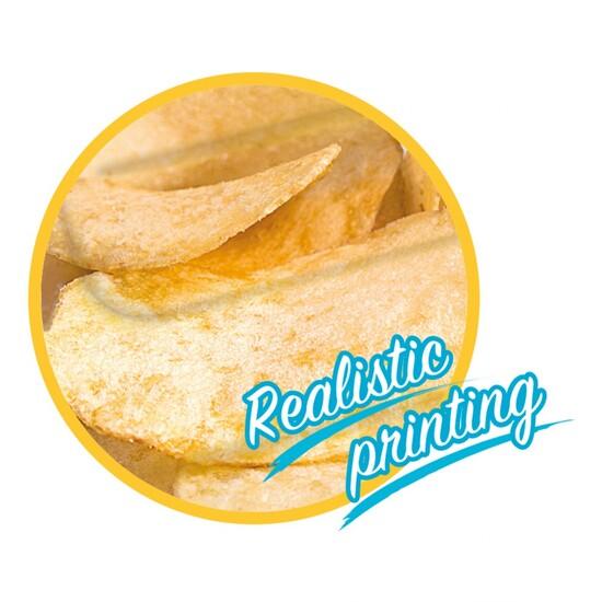 Colchoneta Hinchable Intex Bolsa De Patatas Chips