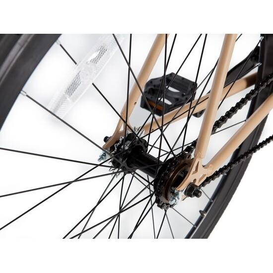 Moma Bikes Bicicleta Fixie Urbana, Fixie Beigefixed Gear & Single Speed (varias Tallas)